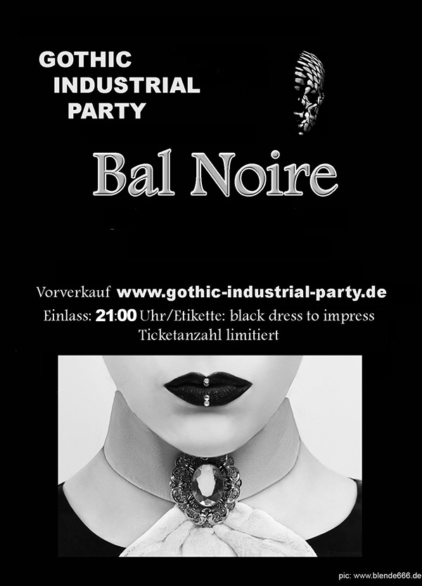 Bal Noire – Steampunky Dark Year End Ball